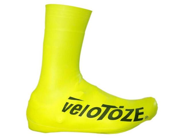 veloToze Road 2.0 Overschoenen Lang, yellow